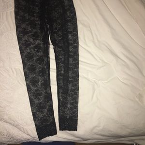 DOLCE GABBANA leggings NEVER worn